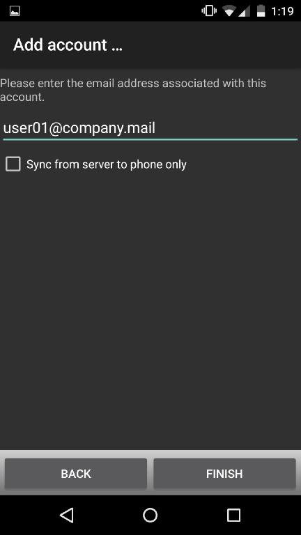 mdaemon-caldav-sync-enter-email